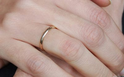 Two ways to measure your ring size at home