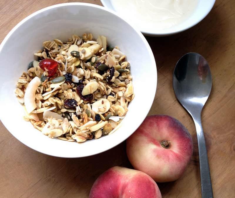 Warning this granola recipe is addictive!