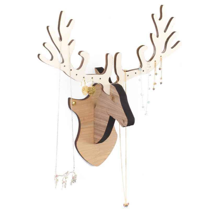 Amanda Coleman Deer Jewellery Stands 2
