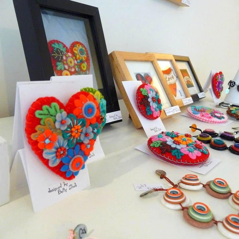 Artists and Makers Betty Shek