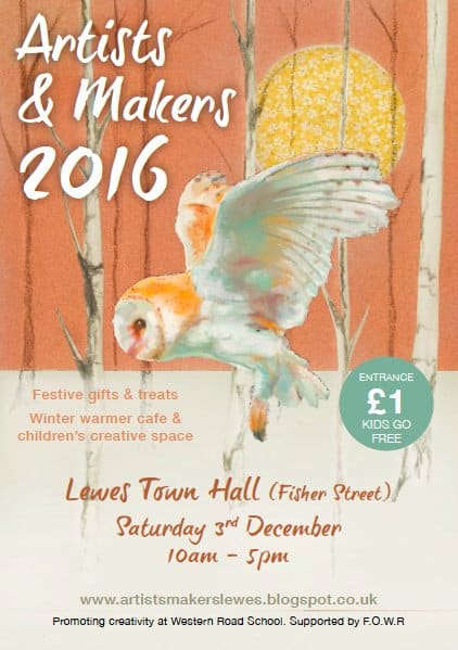 Lewes Artists and Makers Fair