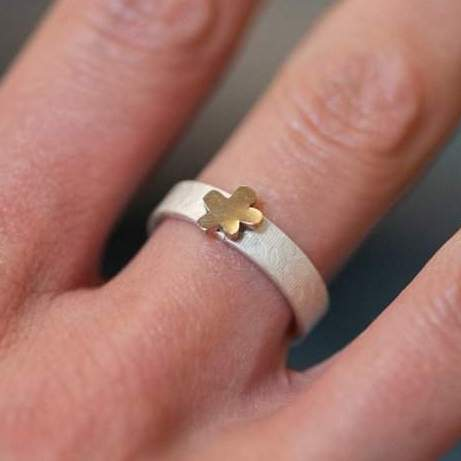 Wedding Rings made by couples at Elizabeth Anne Norris