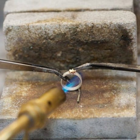 Make your own wedding rings with Elizabeth Anne Norris
