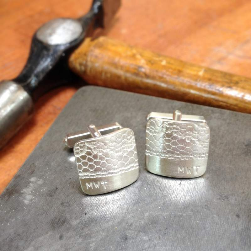 Personalised Cufflinks Gifts For Him