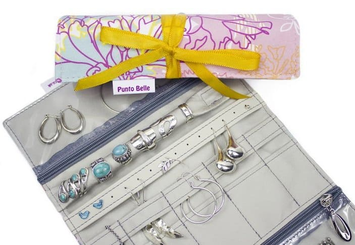 Gift Suggestion – Travel Jewellery Roll