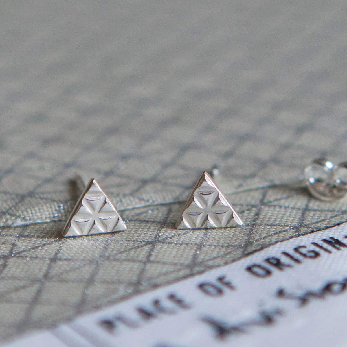 Aztec Earrings - My Latest Magazine Feature - Crafts Beautiful