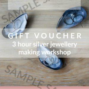 jewellery making gift voucher