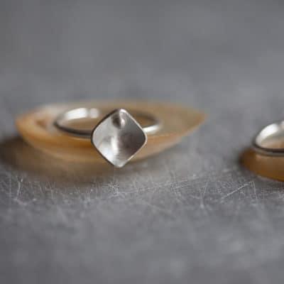 large square stacking ring - main
