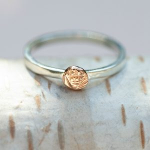 mackintosh rose gold ring