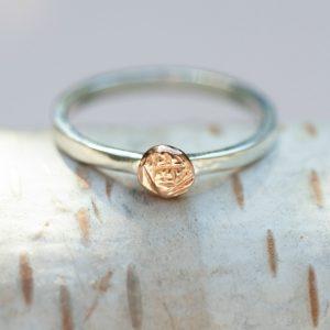 mackintosh rose gold ring