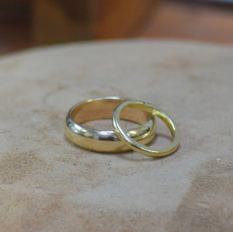 Nik's beautiful ring