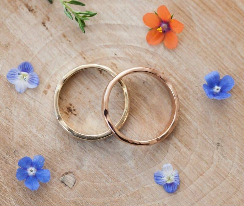 More Than a Wedding Ring. This is Art Made with Love!!
