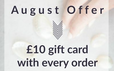 Claim your free gift card worth £10
