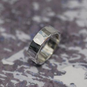 sme news award eco friendly wedding jewellery Recycled silver wedding ring