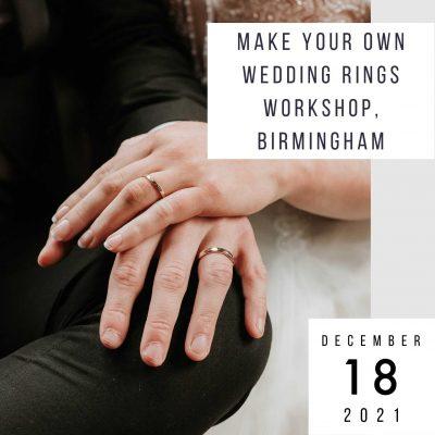 make wedding rings 18 december 2021