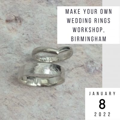 make wedding rings 8 January 2022