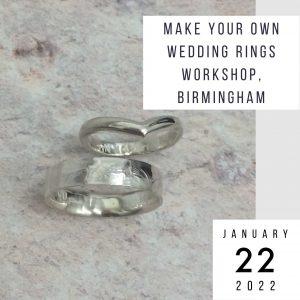 make wedding rings 22 january 2022