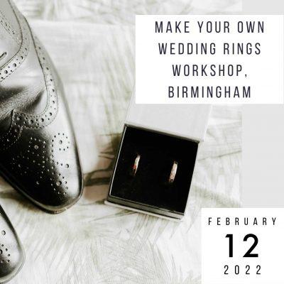 make wedding rings 12 february 2022