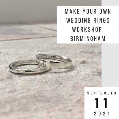 make wedding rings 11 september 2021
