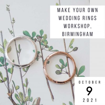 make wedding rings 9 october 2021