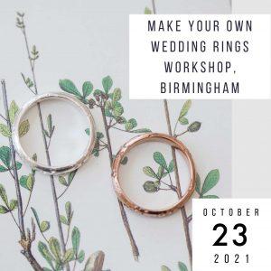 make wedding rings 23 october 2021