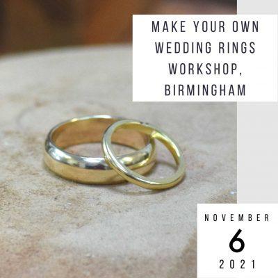 make wedding rings 6 november 2021