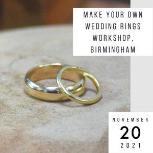 make wedding rings 20 november 2021