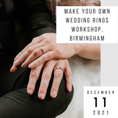 make wedding rings 11 december 2021